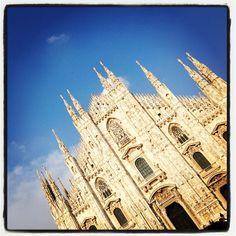Piazza del Duomo στην πόλη Milano, Lombardia