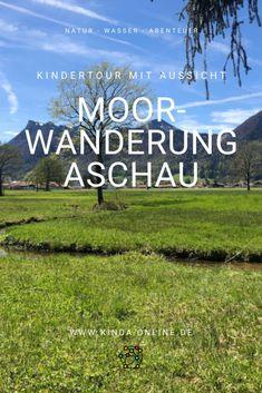 Moorwanderung in Aschau Outdoor, Beer Garden, Playground, Yummy Food, Outdoors, Outdoor Games, The Great Outdoors
