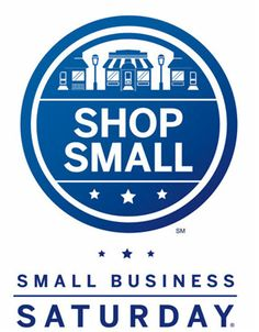 Official Small Business Saturday logo!