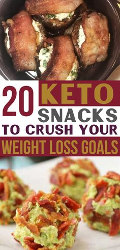 Need some easy keto snacks? These are the best keto snack recipes ever! Now I have so many low carb snack ideas I can make on my keto diet!