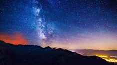 Landscapes dawn stars milky way Wallpaper. Fresh HD wallpapers for your desktop. Night Sky Wallpaper, Star Wallpaper, Nature Wallpaper, Cool Wallpaper, Beautiful Wallpaper, Smoke Wallpaper, Avengers Wallpaper, Widescreen Wallpaper, Galaxy Wallpaper