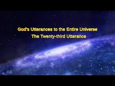 God lives among creation, walking among them. He can also soar up high, above all things. He can lower Himself, becoming a man of flesh,|The Church of Almighty God | Eastern Lightning #Jesus#Church#theBible#LordJesus#gospel#HolySpirit#Thetruth Praise And Worship Songs, Praise God, Christian Videos, Christian Songs, Church Songs, The Entire Universe, Inspirational Prayers, Believe In God, Knowing God