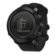 Suunto Traverse Alpha Stealth in black - $569