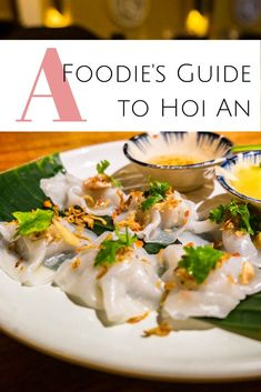 travel destinations affordable Heading to Vietnam I share the best restaurants in Hoi An for white rose dumplings, wontons, mi quang amp; cao lao and where to eat for a good cause! Where to eat in Hoi An Vietnamese Pork, Vietnamese Recipes, Good Morning Vietnam, Travel Tips, Asia Travel, Travel Destinations, Vietnam Travel, Budget Travel, Hoi An