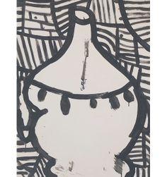 Gary Komarin - Works On Paper - Vessels