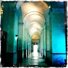 Corridors of Power...