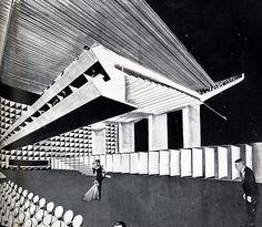 Chessa Architetto. Interiors 111 June 1952: 99