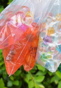 With two little kids running around and art play groups for toddlers every week, we do a lot of sensory activities around here. I especially love water beads but since they aren't safe for little mouths, we had to get…