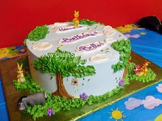 Bells' Winnie the Pooh cake - 12112011.1gsg | Flickr - Photo Sharing!