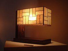 atelier SUETOMO ランプ13 末友 章子のステンドグラス