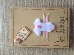 Hand crafted cards for any occasion. Visit pocketsizedreams.co.uk