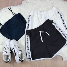 The perfect urban outfit Cute Lazy Outfits, Sporty Outfits, Swag Outfits, Stylish Outfits, Cool Outfits, Teen Fashion Outfits, Outfits For Teens, Mode Ulzzang, Tumblr Outfits
