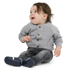 Baby Bomber Jacket Made from organic cotton and recycled polyester, this baby bomber jacket is a sustainable choice for anyone interested in eco-friendly clothing options. With its soft fabric, ribbed cuffs, and brass buttons, it guarantees comfort and a fashionable style for every baby to child.  Description of DULLAJ Design Here is DULLAJ DESIGN: [...]The post Baby Bomber Jacket appeared first on Dullaj.com. Viscose Fabric, Cotton Fabric, Organic Baby, Organic Cotton, Baby Bomber Jacket, Environmentally Friendly Clothing, Brass Color, Welt Pocket, French Terry