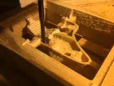 CNC Prototyping in wood
