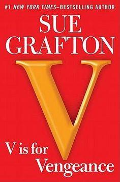Love Sue Grafton Books!!