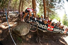 UCI Mountainbike World Championships 2012 - more pictures at http://www.mountainbike-magazin.de