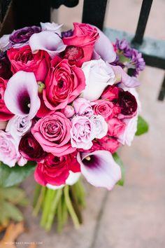 sangria wedding colors | wedding flowers sangria color | Lavender ...