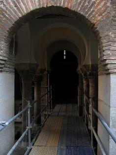 Mezquita del Cristo de la Luz, toledo