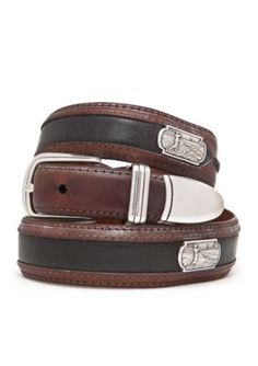 Brighton  Roberts Leather Golf Belt