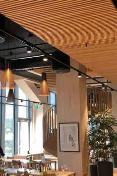 Wood Hotel – Mjøstårnet – Trysil Interiørtre AS Woods, Outdoor Decor, Home Decor, Decoration Home, Room Decor, Woodland Forest, Forests, Home Interior Design, Home Decoration