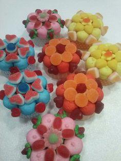 Tarta de chuches www.latartadechuches.com