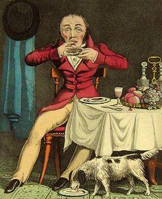Table etiquette for the gentleman, via 2Romance