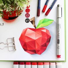 Copic Marker Art, Copic Art, Sketch Markers, Copic Drawings, Art Drawings, Drawings Pinterest, Crystal Drawing, Posca Art, Object Drawing