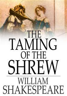 the taming of the shrew book | The Taming of the Shrew