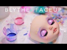 How to Sculpt Teeth on a Custom Blythe Doll - YouTube