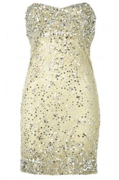 alice + olivia | larken sequin mini sweetheart dress