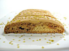 Caramelized White Chocolate Biscotti @Wendy Sondov.com #biscotti #caramelized white chocolate
