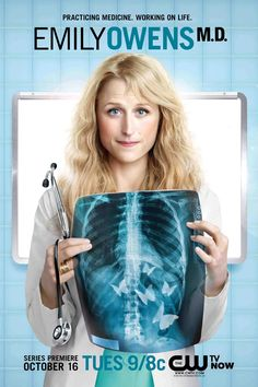 Emily Owens, M.D. - It's really cute plus Mamie Gummer has awesome acting skills and comedic timing.