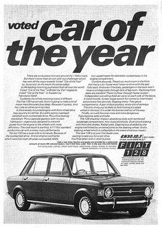 Fiat 128 Ad 1970