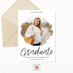 Get access to our entire template library – Strawberry Kit Senior Invitations, Graduation Invitation Cards, Graduation Announcement Template, Graduation Templates, Graduation Announcements, Graduation Cards, Note Card Template, Photography Templates, Framing Photography