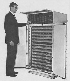 UNIVAC 1206 Military Computer, 1964