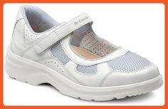 Dr. Comfort Women's Susie Blue Diabetic Mary Jane Shoes - Athletic shoes for women (*Amazon Partner-Link)
