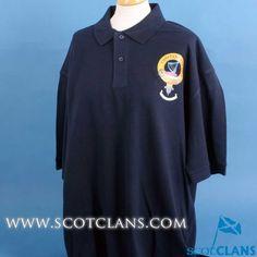 Clan Rose Polo Shirt