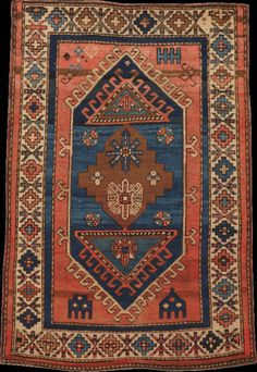 Turkish rug, early 20th c