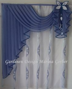 Stop by our niche site for far more pertaining to this magnificent blue drapes Curtains And Draperies, Home Curtains, Modern Curtains, Kitchen Curtains, Window Curtains, Valances, Home Crafts, Diy Home Decor, Diy And Crafts