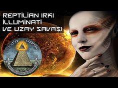 Reptilian İlluminati Ve Uzayda Dünya İçin Yapılan Savaş