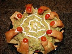 Easy Halloween Food | ... Halloween parties! #Halloween #Halloween treats #Halloween party food