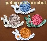 Free crochet pattern motifs from: http://www.patternsforcrochet.co.uk/motifs.html