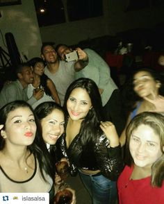 #Repost @islasalsa with @repostapp  Team #IslaSalsa en #Sky #RumbaSanta de la @orquesta5.son #FamiliaRumbera  #IslaSalsaModoOn #LaSalsaNosUne  MUY BUENA! #SalsaCasinoVenezuela #Salsa #SalsaCasino #Timba #BailaSalsaCasino #SalsaDance #DanceSalsa #DanceSalsaCasino #SiBailasSalsaCasinoEstasAqui