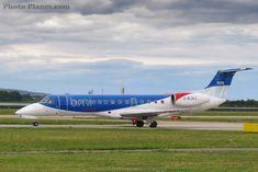Embraer ERJ-135ER (EMB-135ER) - G-RJXJ - BMI Regional