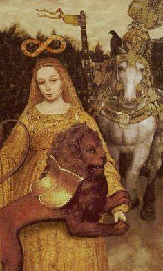 Golden Tarot-11