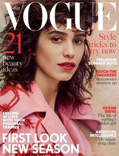 Fashion news, backstage photos, fashion trends, catwalk videos, supermodel interviews, beauty trends and celebrity party photos, brought to you by British Vogue