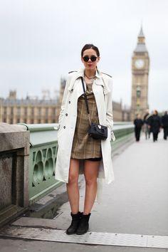#fashion #fashionista @Irene Colzi TRENCH BURBERRY