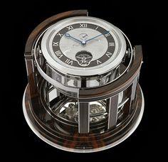 Master Horologer: Angular Momentum & Manu Propria - Negoro Timepiece