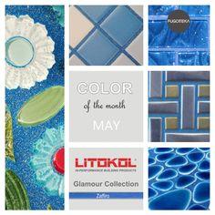 Color May - Litokol Starlike Glamur - Zaffiro