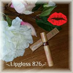 Lipgloss Nr. 826 pearly Brown Couleur Caramel